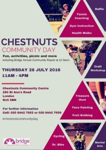 Chestnuts Community Day