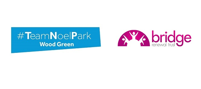 Bridge and Team Noel Park logos